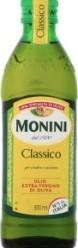 Характеристрики и размер товара Масло оливковое нерафинированное Monini с/бут 500мл
