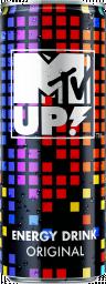 Характеристрики и размер товара MTV UP! Original напиток энергетический газированный, 0,5 л