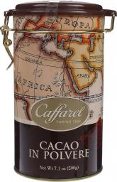 Характеристрики и размер товара Caffarel Какао-порошок растворимый 20-22%, 200 г