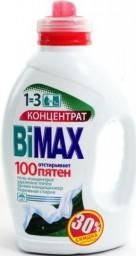 Характеристрики и размер товара НЭ ЖМС БиМакс Гель 100 пятен 1500 мл