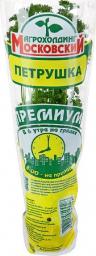 Характеристрики и размер товара Зелень свежая Агрохолдинг Московский Премиум петрушка в горшочке