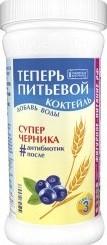 Характеристрики и размер товара Сибирская клетчатка питьевой коктейль суперчерника, 350 г