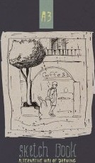 Характеристрики и размер товара Альбом Kroyter для эскизов А3, 40 листов