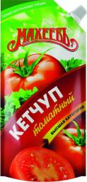 Характеристрики и размер товара Кетчуп Махеевъ томатный, 260 г