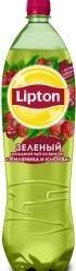 Характеристрики и размер товара Lipton Ice Tea Земляника-Клюква холодный чай, 1,5 л