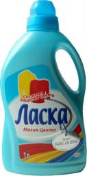 Характеристрики и размер товара Гель Ласка Магия цвета 1л, 00041059