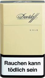 Характеристрики и размер товара Сигареты Davidoff gold