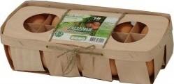 Характеристрики и размер товара Волжанин Яйца куриные