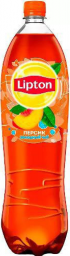 Характеристрики и размер товара Lipton Ice Tea Персик холодный чай, 1 л