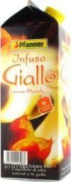 Характеристрики и размер товара Pfanner Чай холодный желтый лимон-физалис, 2 л