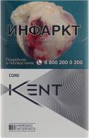 Характеристрики и размер товара Сигареты Kent Core Silver с фильтром