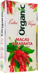 Характеристрики и размер товара Масло Organic life амаранта, 100мл