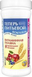 Характеристрики и размер товара Сибирская клетчатка питьевой коктейль витаминная поляна, 350 г