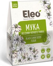 Характеристрики и размер товара Organic Life мука черного тмина, 200 г